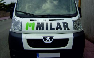 Furgoneta Milar