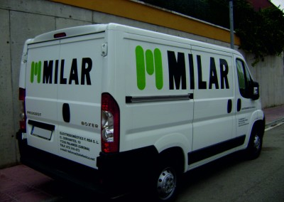 Furgoneta Milar2